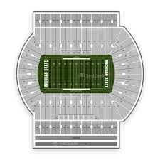 Spartan Stadium Seating Chart Map Seatgeek