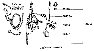the mr2oc online parts catalog antenna