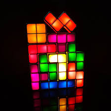 Buy Tetris Light Us 17 56 23 Off Diy Tetris Puzzle Light Stackable Led Desk Lamp Constructible Block Night Light Retro Game Tower Baby Colorful Brick Toy In Night