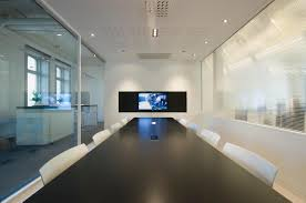 business office designs. Office Interior Design Inspiration In Future Own Business Office: Large Screen. « Designs