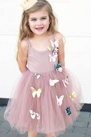 no sew princess costume or dress up erfly princess