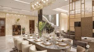 modern home interior design. Interior Design For A Dining Room In Dubai Home   Spazio, UAE Modern I