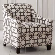modern upholstered accent chair