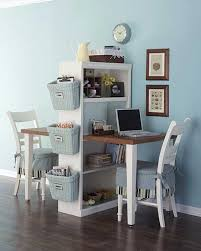 Everyone needs a space of their own. This is especially true when it comes  to home offices or just an area to pay bills and whatnot.