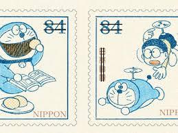 Doraemon postage stamps? Yes please! - News - Digital Arts