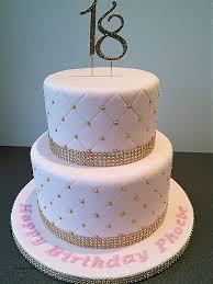 Birthday Cakes Beautiful 18th Birthday Cake Ideas Female 18th