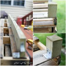 diy pallet furniture patio makeover placeofmytaste com