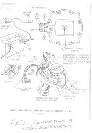 Firing order chevy hei distributor wiring diagram surprising images best