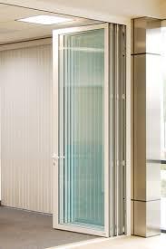 monterey bi folding glass wall system