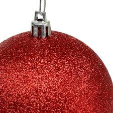 Christbaumkugeln Aus Kunststoff Rot Weiß ø8cm 3st Preiswert