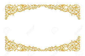 Image Vintage Old Antique Gold Frame Stucco Walls Greek Culture Roman Vintage Style Pattern Line Design For Border 123rfcom Old Antique Gold Frame Stucco Walls Greek Culture Roman Vintage
