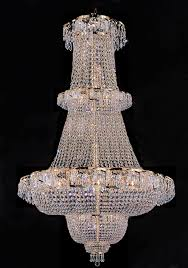 french empire crystal chandelier chandeliers lighting 60 x36 to enlarge