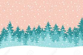 Winter Greeting Card For New Year 2018 Vector Winter Holiday