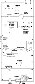 magic chef refrigerator wiring diagram magic image magic chef refrigerator wiring schematic magic auto wiring on magic chef refrigerator wiring diagram