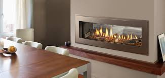 lighting fireplace. crave 48 seethrough with illusion front in bronze led lighting amber glass fireplace