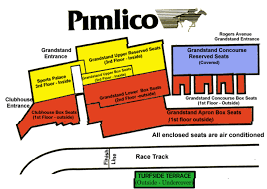 2011 Preakness Complete Odds Seating Information Opposing