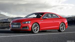 2018 audi s5. contemporary 2018 2018 audi s5 coup color misano red  front threequarter with audi s5