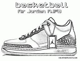 Small Picture Simple Michael Jordan Coloring Page Free Printable Coloring Pages