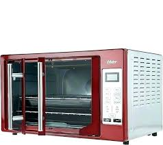 details about stainless steel digital french door convection oven extra large