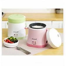 Wiswell DRC-<b>1</b> x <b>1 set Mini</b> Rice Cooker, Warmer <b>Portable One</b> ...