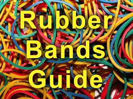 Rubber Band Buying Guide Ontimesupplies Com
