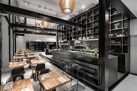 Coffee Bar Design Sparkling Coffee Bar And Restaurant Takes Shape Inside An