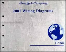 2001 ford f 150 wiring diagram manual original