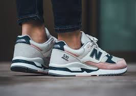 new balance pink. pink and navy highlight this new balance 530 w