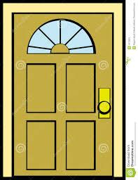 open and closed door clipart. Clipart Info Open And Closed Door D
