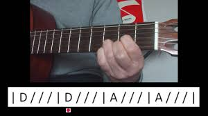 Hotel California Strumming Pattern Beauteous SWS Guitar Beginner Week 48 Hotel California Strumming 48 YouTube