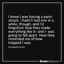 Panic Attack Quotes Amazing Quotes About Panic Attacks Entrancing Quotes About Panic Attacks