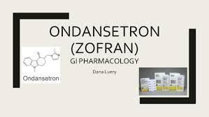 Pharmacology Of Ondansetron Zofran
