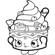 Pocoyo Coloring Pages With Cute Things 2170322 Of Inspiration