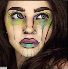 fairy makeup glam gore