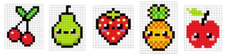 Nombre de pixels multiplié par 2,54 cm je tente d'imprimer l'image qui dépasse largement ce qu'ume feuille de papier standard pour imprimante. Des Modeles De Pixel Art Pour Les Temps D Autonomie