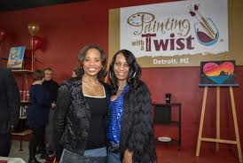 business owner turns what if into painting with a twist crain s detroit business