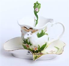 Tea Set Display Stand For Sale Best Wholesale 100ml Fine Bone China Ceramic Cup Drinking European 93