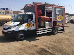 Flatbed Trailer Lights Mobile Workshop Truck Alura Trailer