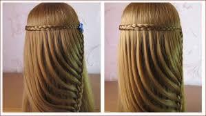 54 Unique Coiffure Cheveux Longs Attaches Panier De Paques
