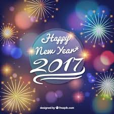 happy new year background.  Happy Happy New Year Background With Fireworks Free Vector Inside New Year Background O