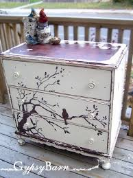 painted furniture ideas. Refinishing Furniture Ideas Painting Creative Diy Painted Flux Decor