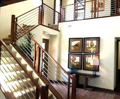 modern stair railing design stair railing remodels custom woodworking fireplace mantels regarding modern staircase railing ideas modern indoor stair railing
