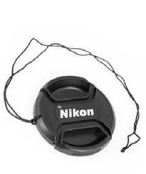 Nikon D3100 Lens Cap: Buy Camera & Photo Online at Best Prices ...