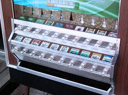 Old School Cigarette Vending Machine Cool Lansdale Amusement Company Hatfield PA