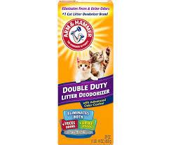 Cat Litter Comparison Chart Arm Hammer Cat Litter Deodorizer Powder
