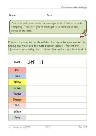 Ks1 Graphs And Charts Teachit Primary