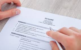 5 Important Things Your Resume Say About You Placementindia Com Blogs