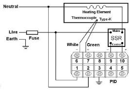 temp controller martin s blog schematic for using a type k thermocouple sensor