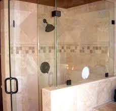 frameless shower door glass thickness shower doors whole bathroom vanities