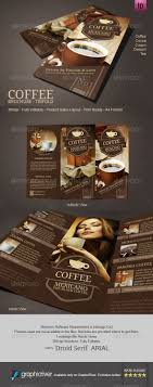 Coffee Shop Brochure Template 24 Best Coffee Shop Tri Fold Brochure Images On Pinterest Brochure 3
